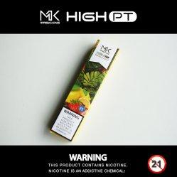 Gezondheidszorg nieuwe producten 12 kleuren 3-4% nicotine pod voor eenmalig gebruik