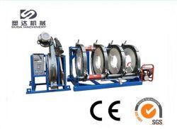 500mm-800mm halbautomatisches Plastikrohr-Kolben-Schmelzverfahrens-Gerät/Schweißgerät
