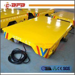 Spezielle Schienen-Übergangslaufkatze verwendet im Sand Blusting Raum (KPT-5T)