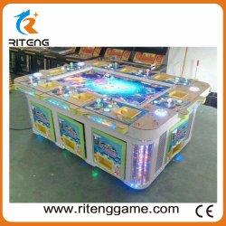 De vissende VideoMachine van het Spel van de Arcade van de Jacht van de Vissen van de Legende van de Machine Oceaan