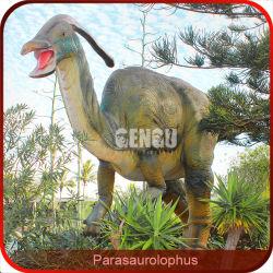 Im Freienspielplatz-Geräten-lebhafte Dinosauriere für Verkauf