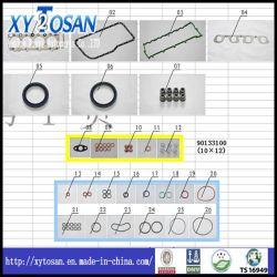 De Uitrusting van de pakking voor Isuzu 4hf1/4bd1/3kc1/4zd1/4ze1/10PC1