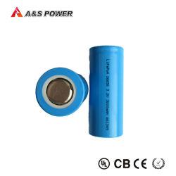 بطارية CB معتمد Cylindrical 26650 قابلة لإعادة الشحن 3.2V 3.2ah 3200mAh LFPO4 خلية البطارية