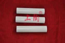 Glace 95% Tubes en céramique d'alumine pour isolateur d'électrode d'allumage