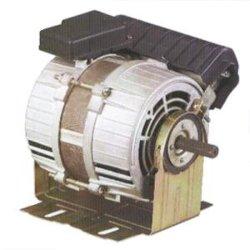Aluminiumfall-einzelner Geschwindigkeits-Kühlvorrichtung-Motor mit Kondensator
