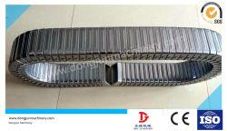 Câble industriel rectangulaire en métal flexible souple