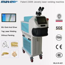 CNC Welder Dental Sisma Jewelry Rofin Fiber Gold oogglas Frame Laserlasmachine voor soldeerreparaties