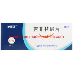 La Chine BPF meilleure médecine Anti-Cancer géfitinib comprimés 0.25g*10 comprimés Prix de gros