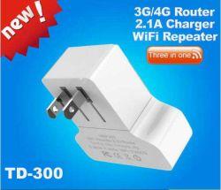 Amplificador de potência - extensão - Repetidor Repetidor WiFi sem fio WiFi