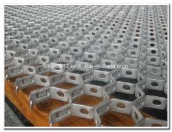 Malla hexagonal de acero hexagonal Metal Hex.