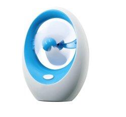 新式のマンゴの形USBの小型ファンによって作動させる電池