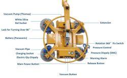500кг/600кг/800кг электрического подъема стекла присоски для обработки и транспортировки