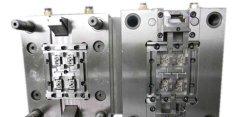 Prototipo de Plástico / rápido las piezas de molde de inyección con precio competitivo
