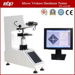 Stahl Material Vickers Härteprüfung Mikrohärteprüfgerät Hv Skalierung
