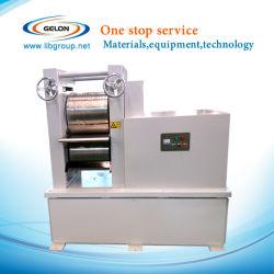 Machine van de Pers van het Broodje van de Elektrode van de Batterij van het lithium de Ionen voor het Li-IonenLaboratorium van de Batterij en ProefLijn