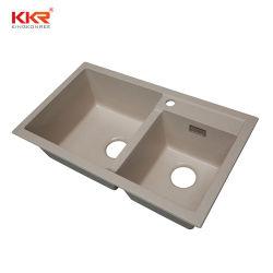 De acryl Stevige Gootsteen van de Keuken van de Waren van de Oppervlakte Sanitaire voor de Decoratie van het Huis