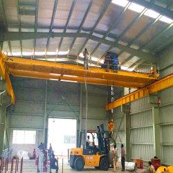 15tonnes tonnes tonnes Double 2025poutre de pont roulant pour l'acier au Bangladesh en usine