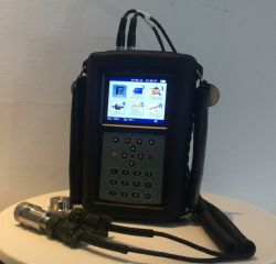 Ronds Analyseur portable à double canal les vibrations et d'équilibreur dynamique Rh802 pour Accereration, vélocité, de déplacement