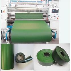 Pellicola rigida di plastica del PVC di colore verde del rullo del PVC di alta qualità per l'albero di Natale/rete fissa erba/della ghirlanda