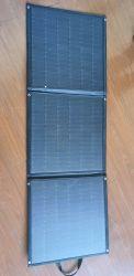 Energien-Lösung des Sonnenkollektor-130W für das im Freienkampieren, Motorhome, Wohnwagen