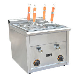 Кухня Посуда из нержавеющей стали для настольных ПК макароны бойлер газа макароны плита