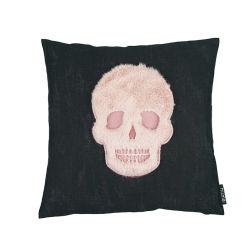 Textil hogar cráneo suave - Diseñador exclusivo arrojar una almohada, sofá almohada
