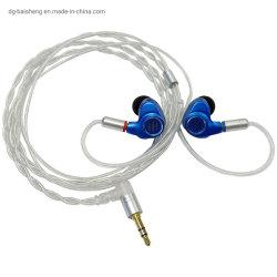 """De aangepaste Oortelefoon van het in-oor met 6 Evenwichtige die Ankers door Japanse AudioVereniging zoals de """"Audio worden goedgekeurd van Huren """""""