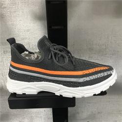 Os homens de estilo clássico do desporto de injecção calçado casual de mídias físicas das sapatas de calçado com personalizados (SX19817-15)