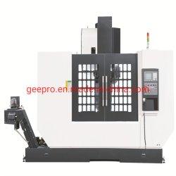 Macchina di macinazione verticale 600/850/1100mm del tornio di CNC di asse di riserva della Siemens 808d 3/4/5
