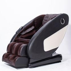 Masajeador de cuerpo completo de cuero de lujo en silla de masaje 3D Producto Zero Gravity Master