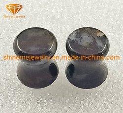 Пирсингприродного камня ушные пробки корпуса драгоценных камней ювелирные украшения Spl2004