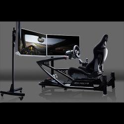 Expérience de conduite somatosensoriel Racing Simulator Pavilion Simulateur de Course vr