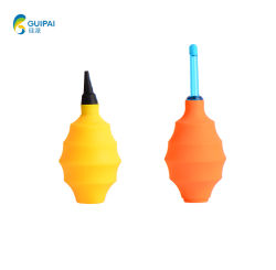 Anti-stofophoping Bulb Rubber Cleaning blower Silicone Air Dust Blowerreiniger voor computercamera