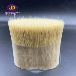 プラスチック剛毛の自然で白い剛毛の絵筆のための模造ブラシのフィラメント