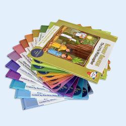 2020 Nouvelle conception de nouveaux enfants d'impression couleur de style Livre à couverture rigide