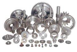 Aangepaste stalen wielen/tandwielen met machinale precisie CNC-bewerkingsonderdelen