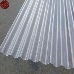Transparente gewölbte Polycarbonat-Blatt-Tageslicht-Dach-Blätter