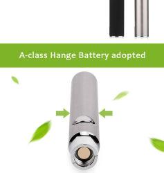 Cbd vaporisateur Cartouches compatibles 350mAh Batterie d'atomiseur de préchauffage