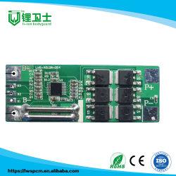 RoHS 4s de haute qualité LiFePO4 15A du circuit de protection BMS pour pack de batterie 12V