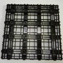 Base de plástico de intertravamento para WPC mosaico em deck
