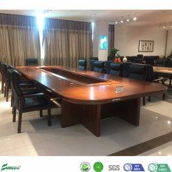Muebles de oficina modular mesa de reuniones de la oficina de lujo en la Sala de Conferencias mesa