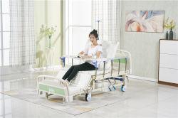 安い価格の高齢者達のための手動忍耐強い医学のホーム看護の病院用ベッド