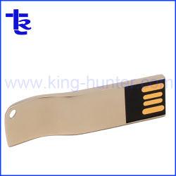 Stok Pendrive van de Flits van het Metaal USB van de manier de Super Mini