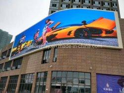 سعر العرض الترويجي لوحات الإعلانات الرقمية على حائط الفيديو LED بالكامل P6 مع مقاومة للماء