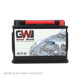 Необслуживаемая аккумуляторная батарея автомобиля 12V 66AH аккумуляторная батарея для Auto Car DIN75mf