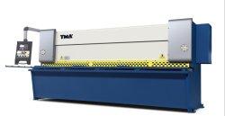 Serviço Pesado Automático do Controle Automático de Corte CNC a placa de chapa metálica Guilhotina Hidráulica Máquina de Cisalhamento