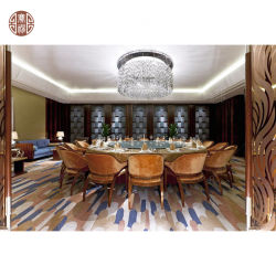 El Hotel Restaurante juegos de mesa de comedor de madera con silla para la venta