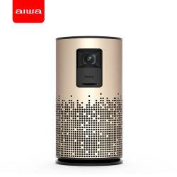 M1g DLP proyector portátil inteligente Android, Mini proyector de vídeo de cine en casa de bolsillo, proyector de OEM