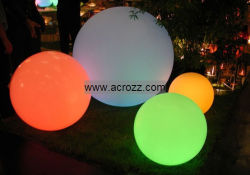 Outdoor Tuin LED Global Ball Verlichting Lamp