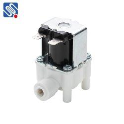 Valvole di plastica di sciaquata dell'acqua unite Fpd360A2 dell'elettrovalvola a solenoide del commestibile 12VDC per il depuratore di acqua